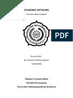 Academic Detailing Devi