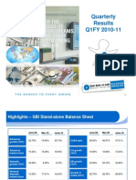 Analysts Presentation q1fy 2011