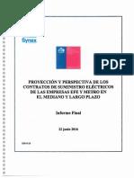 R-171-SEP 00269 - Informe Final Estudio Eléctrico SYNEX- 1de2