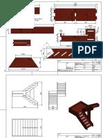 Escada de Madeira Modular