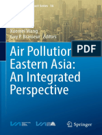 Air Pollution in Eastern Asia - An Integrated Perspective
