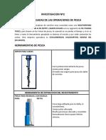 Investigacion Nº2perforacion IV Pesca