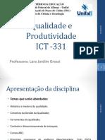 Qualidade e Produtividade (1)