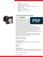 Chaves Rotativas Steck - TH363E