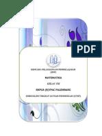 Rencana Pembelajaran MTK-Smplb-VIII.docx