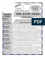 2005 March - April Path of Citrus County Newsletter