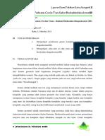 Anorganik III - Pembuatan Isomer Cis Dan Trans