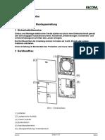 BFT-510 Anleitung Bedienung 08 2013