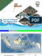 Informasi Prakiraan Potensi Banjir Jawa Barat Update 10122017