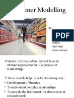 Consumer Modeling