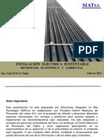 Instalaciones Electricas Sustentables