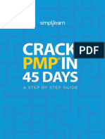 Free Guide to Crack PMP in 45 days by Simplilearn (1).pdf