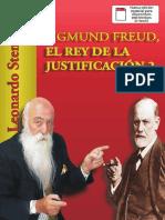 Sigmund Freud El Rey de La Justificacion 2