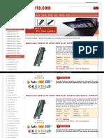 www.magasinbatterie.com Batterie pour ASUS Eee PC 1015B, ASUS Eee PC 1015B Portable Batterie