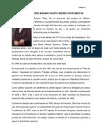 BIOGRAFÍA DE JOSÉ MARIANO FAUSTO ANDRÉS OTERO MESTAS.docx