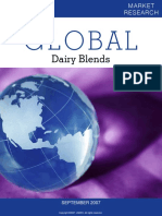 07-R-7 Global Dairy Blends Update