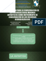 Convención sobre la Conservación de los Recursos Vivos Marinos Antárticos - CCRVMA