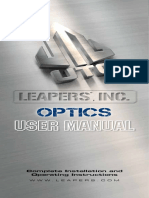 Leapers Optics Manual