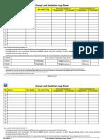 IBU MSW Group Lock Isolation Form-Bahasa