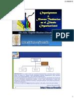 Organimetria Comites y Descentralizacion