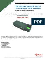 Sharp Al1645cs