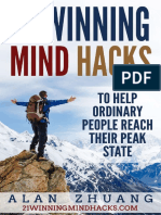 21 Winning Mind Hacks