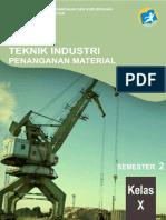 Kelas 10 SMK Teknik Industri Penanganan Material 2-1