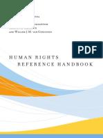 Human Rights Reference Handbook