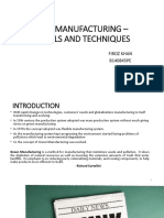 Green Manufacturing (2)