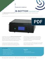 STR Digital Transmitter Datasheet V1