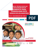 Primera Sesion Cte 2017-18 Primaria