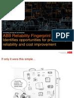ABB Reliability Fingerprint