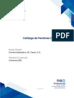 [UniversoUSB] Catálogo de Pendrives Corporativos v4.0