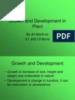 01.F-gGROWTH &Development in Plant