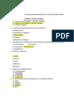 Examen de Quimica Grupo g