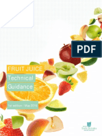 Bsda - Fruit Juice Guidance May 2016