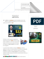 Definición de Artista - Qué Es, Significado y Concepto