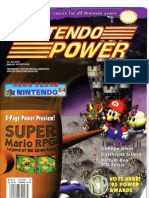 Paper Mario Nintendo Power Official Strategy Guide