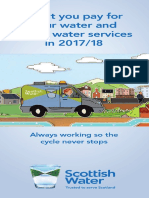 Scottish Water Household Charges 2017 18 Leaflet Single Pages LR
