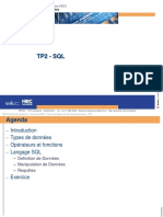 TP2 - SQL