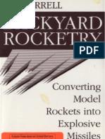 - Paladin Press - Farrel, Bic - Converting Model Rockets Into Explosive Missiles