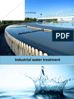 Water Treatment, Wastewater Treatment, Air Quality & Energy