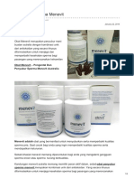 obat menevit asli - obat Penyubur Sperma