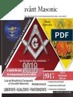 Revista Cuvant Masonic