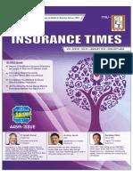Insurance Times January 2018