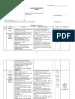 Planificare Clasa a II-A 2017-2018