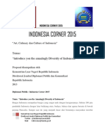 Indonesia Corner 2015