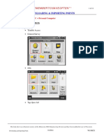 Civil 3D 2014 Creating Points