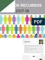 Guía de Recursos 2017-18