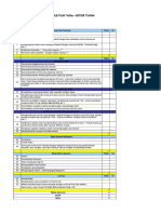 Checklist Roleplay Teller - Setor Tunai Slip Setoran Jan 2014